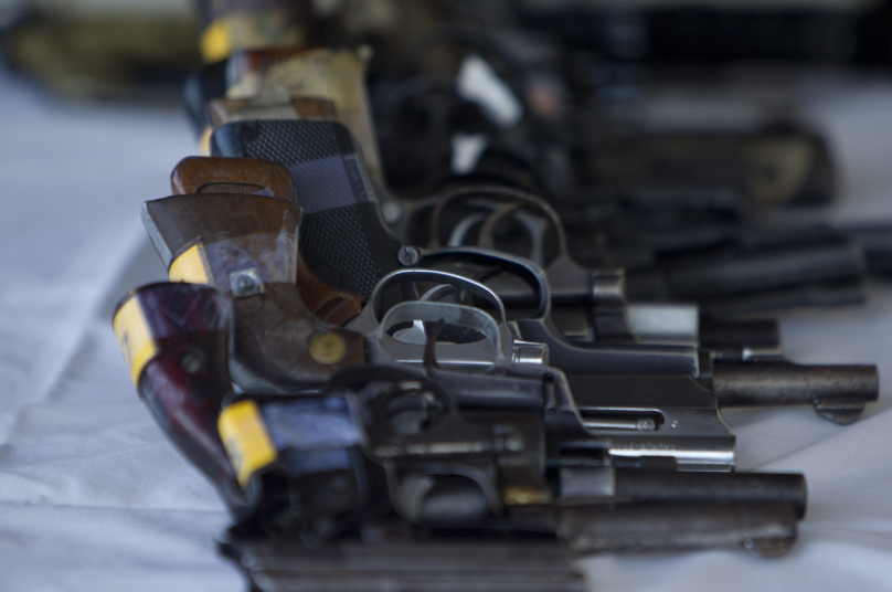 Así funciona el tráfico ilegal de armas en Bogotá
