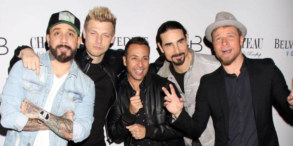 Despacito pone a sudar a los Backstreet Boys
