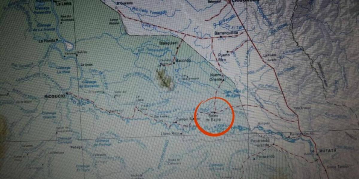 ¿Qué pasaría si Bajirá se queda en el Chocó?