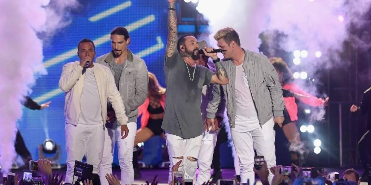 """VIDEO. El divertido y fallido intento de Back Street Boys de cantar el éxito """"Despacito"""""""