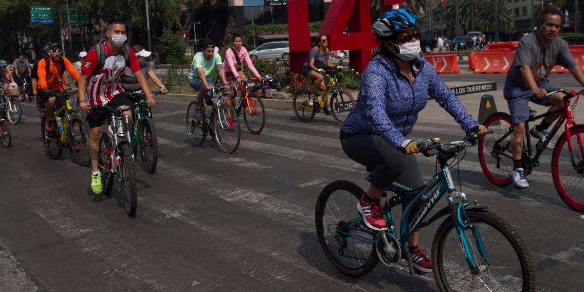 Eventos deportivos provocan cierres viales en la CDMX