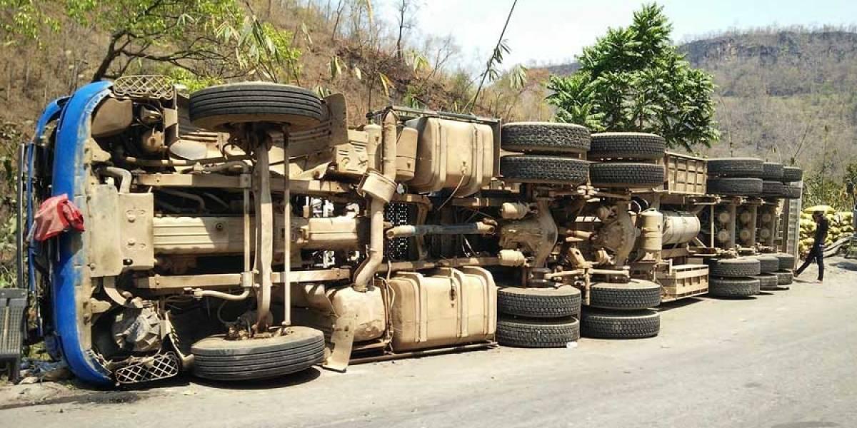Al menos 11 muertos y 15 heridos en accidente en Haití