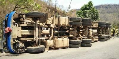 Once muertos y 15 heridos en un accidente en Haití