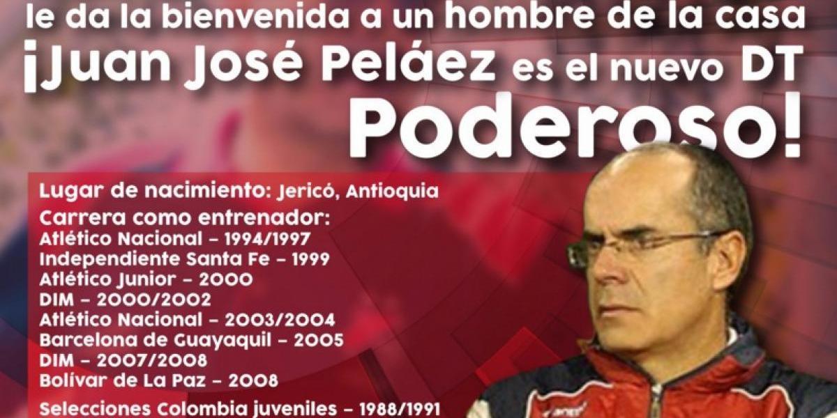 Luego del papelón, Independiente Medellín confirmó a su nuevo DT