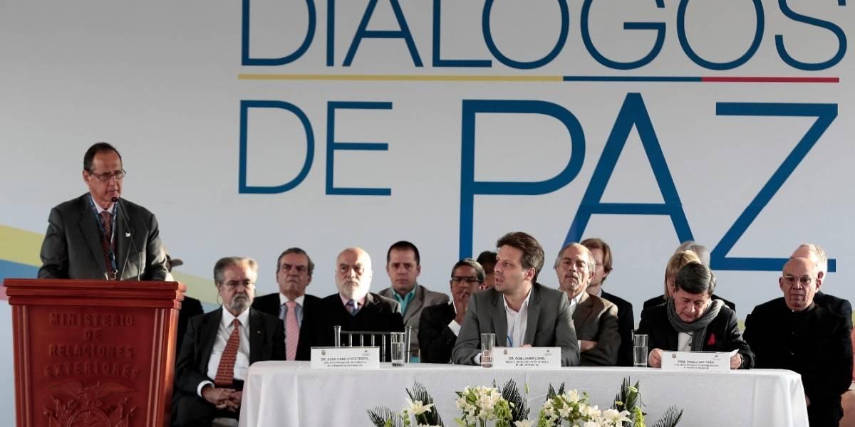Delegación de ELN asegura que el Gobierno congeló los acuerdos de esta semana