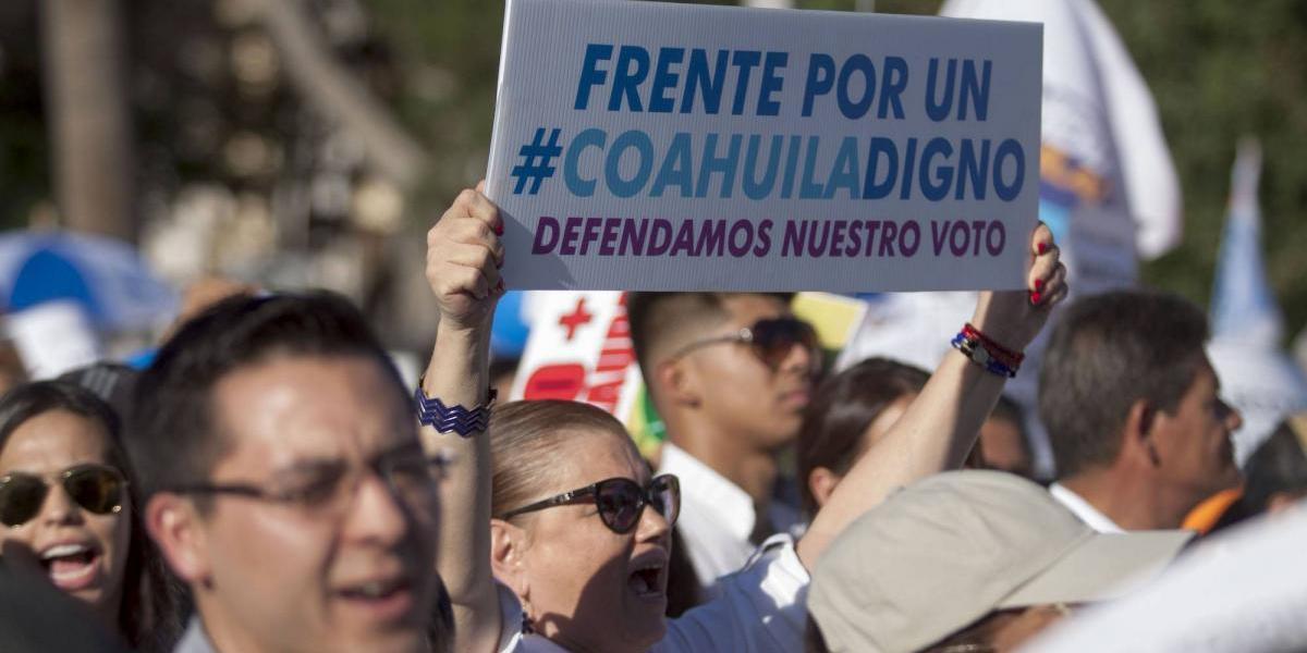 Difícil que impugnaciones cambien resultados en Coahuila y Edomex, expertos