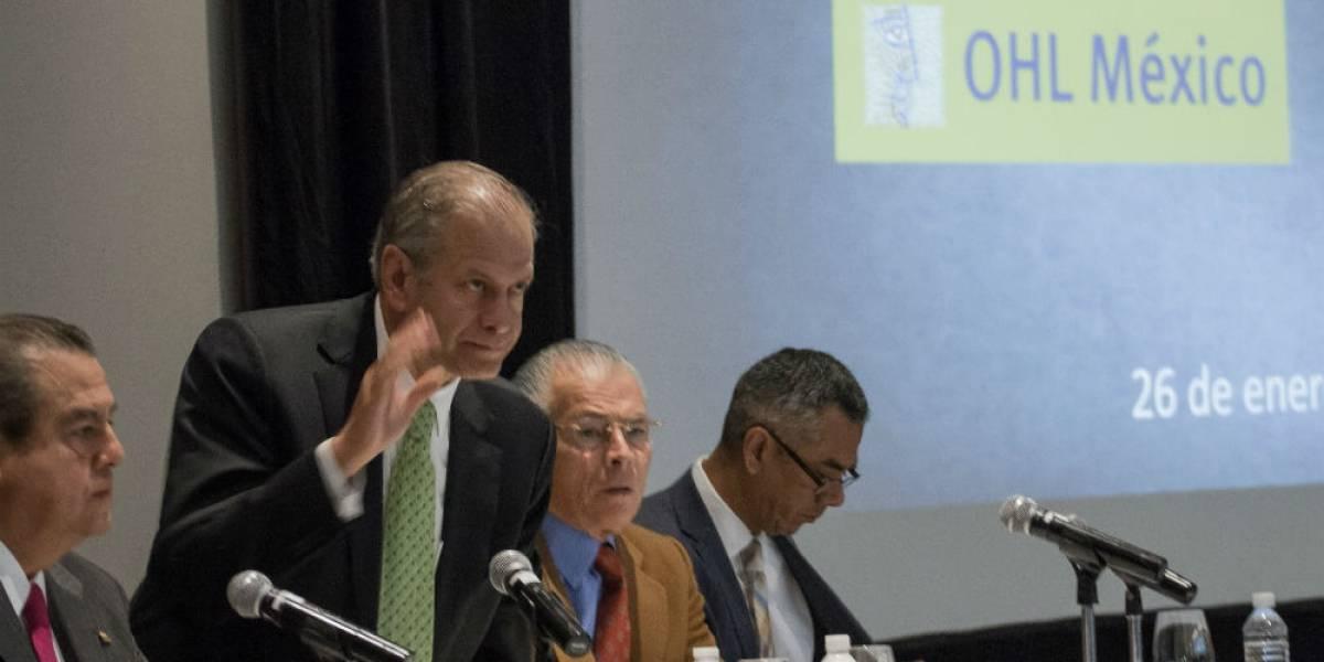 #Confidencial: OHL no quiere hacerle sombra al PRI