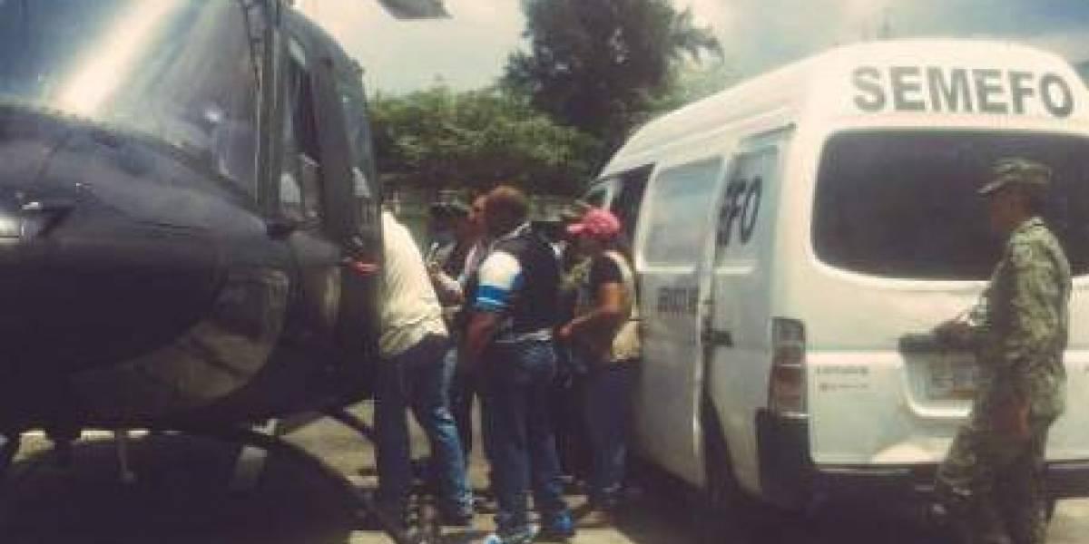 Peña Nieto lamenta muerte de militares en Guerrero