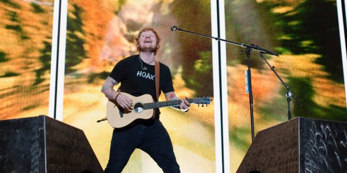 Así se vivió el concierto de Ed Sheeran en la Ciudad de México