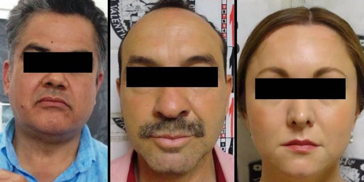 Autoridades de Chihuahua detienen a tres ex funcionarios de gobierno de César Duarte