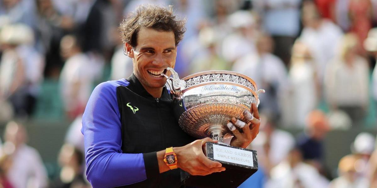 Hace historia Rafael Nadal al ganar Abierto de Francia