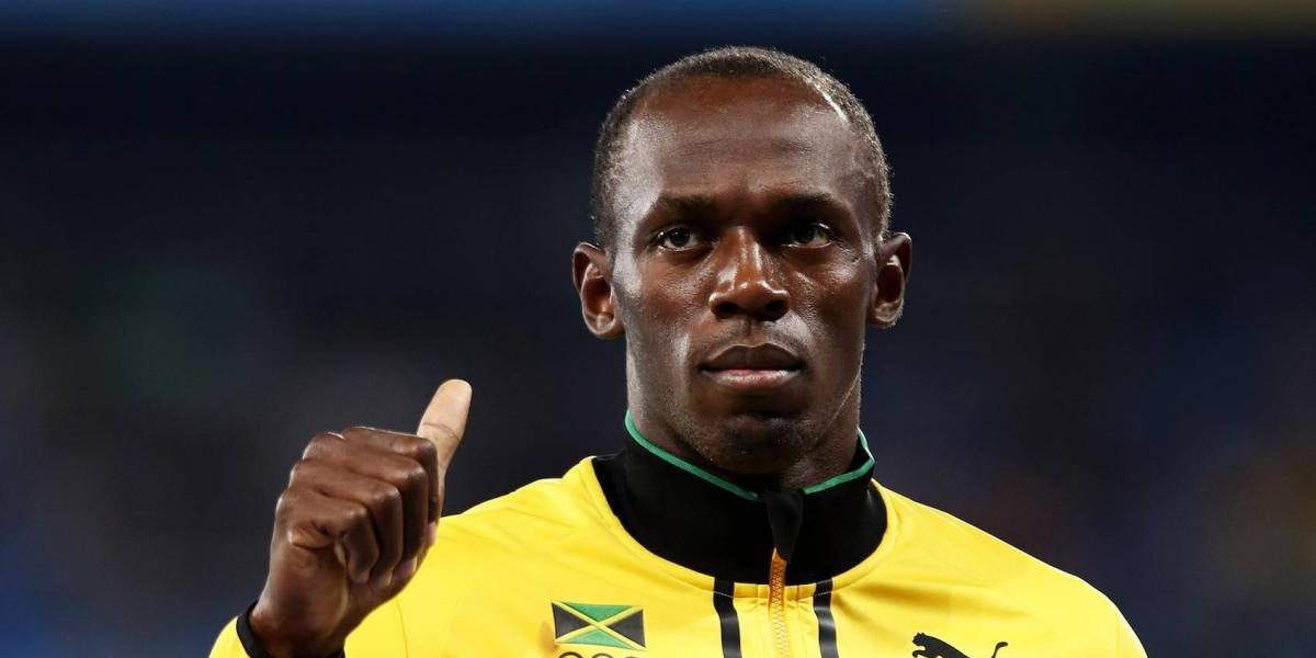 Usain Bolt dice adiós a Jamaica con triunfo en 100m