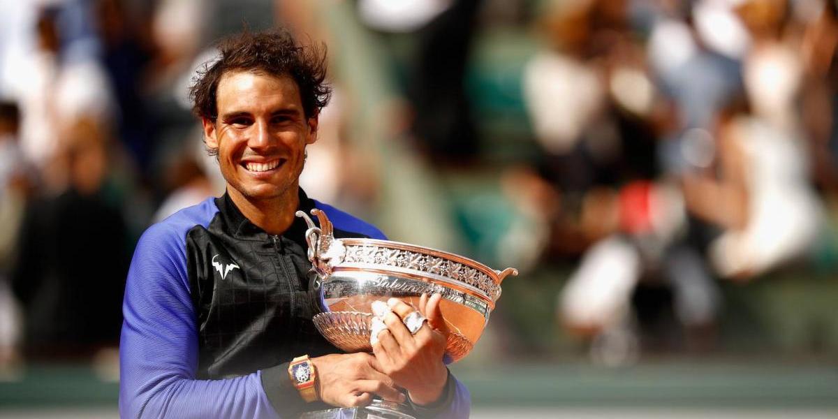 El mundo del deporte se rinde ante Rafael Nadal