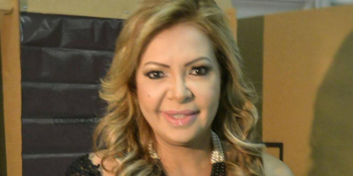 Distrito de Evelyn Vázquez fue el de mayor participación