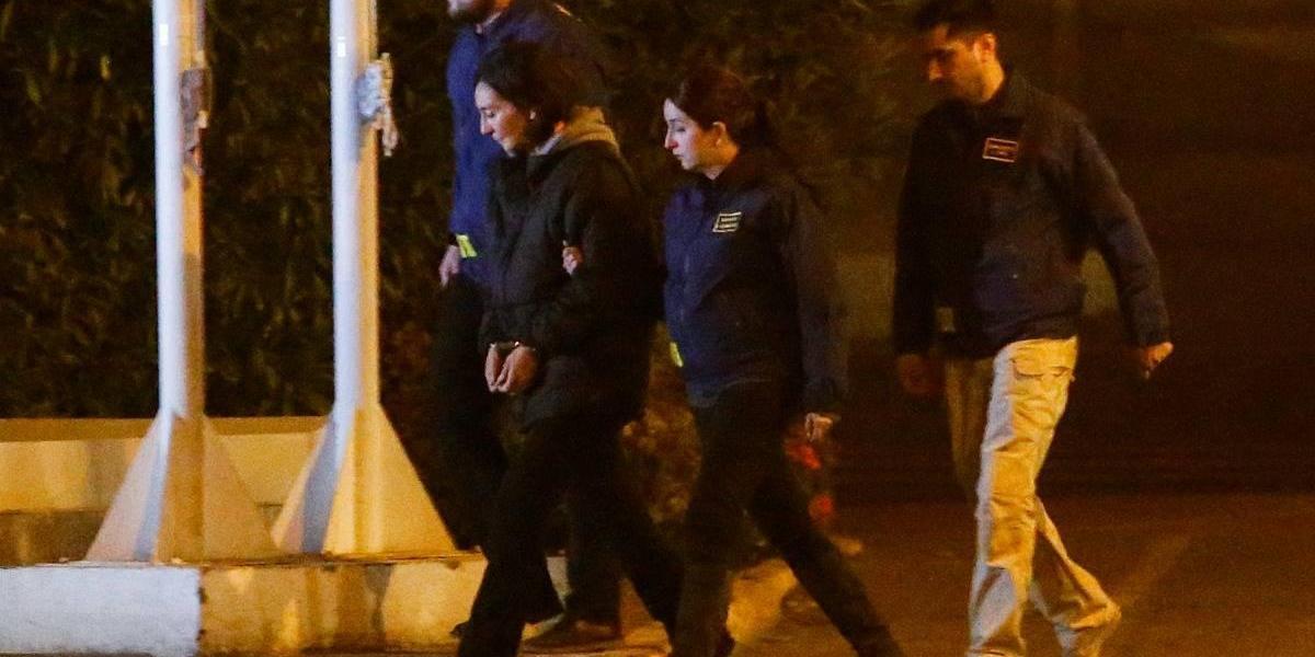 """Pareja del """"Comandante Emilio"""" fue trasladada a la cárcel de Alta Seguridad"""