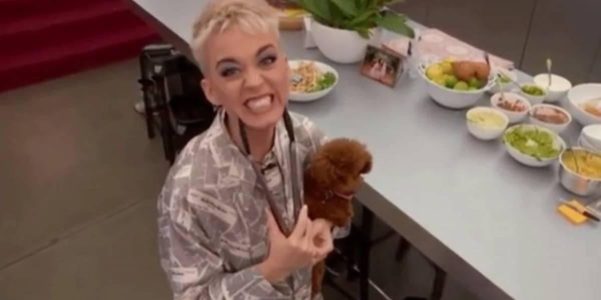 Katy Perry admite haber tenido pensamientos suicidas