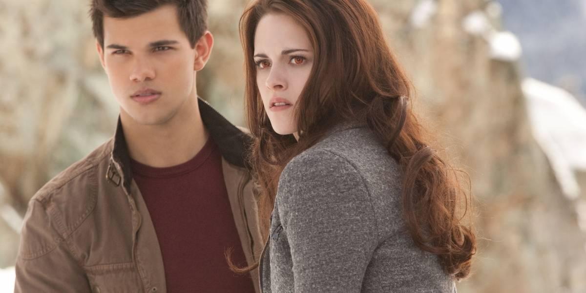 Kristen Stewart y Taylor Lautner se reencuentran cinco años después