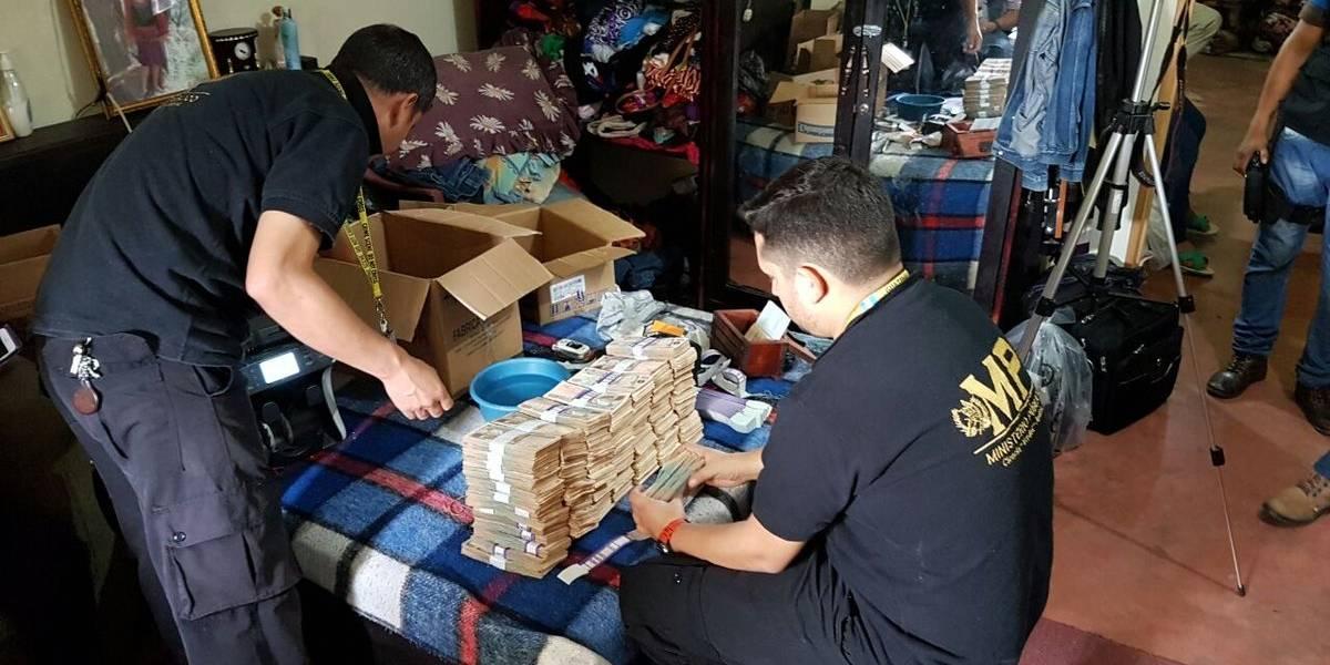 Mega operativo avanza en la investigación para quitarle bienes a los pandilleros