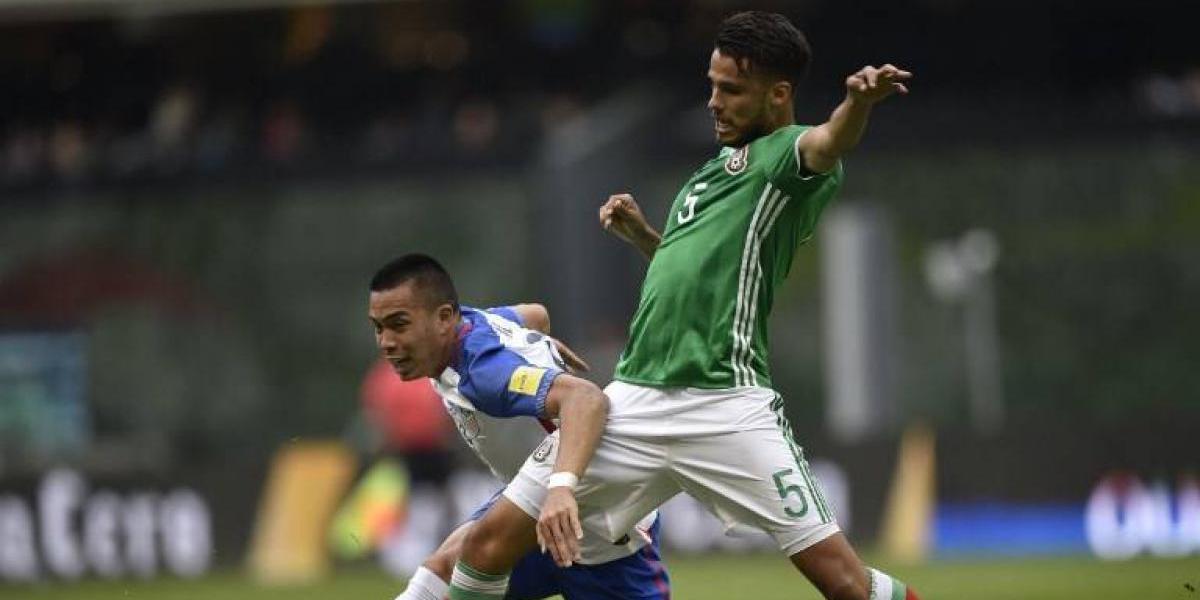Estados Unidos se lleva un punto de oro de la cancha de México en la hexagonal