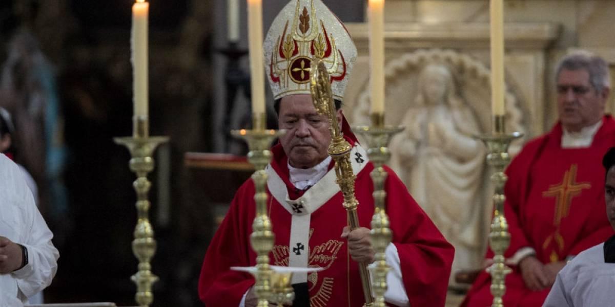 Arquidiócesis asegura que sacerdotes viven bajo presión del crimen organizado