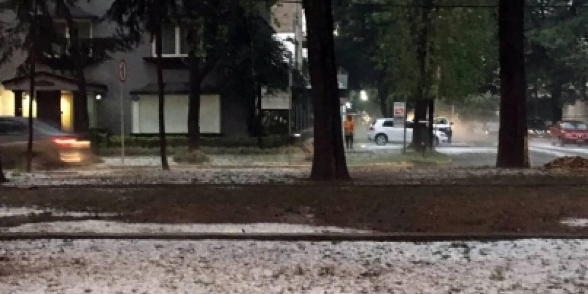 México ha comenzado a sentir cambio climático con tornados y granizadas: Protección Civil