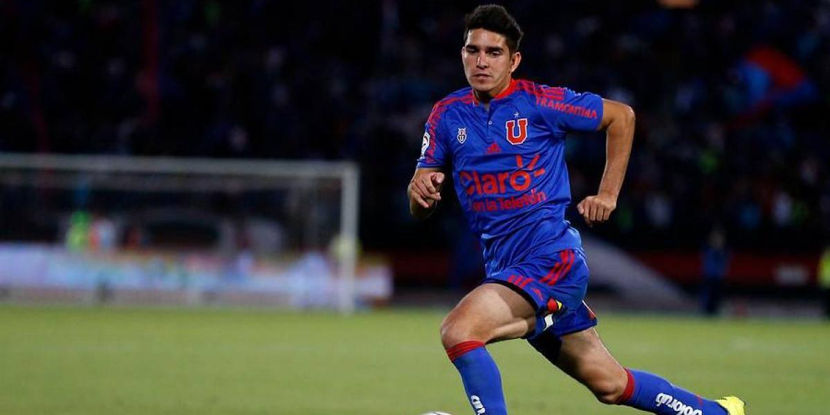 Sebastián Martínez pidió a la dirigencia de la U seguir una temporada más