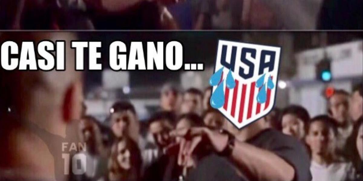 Los memes del empate entre México y Estados Unidos