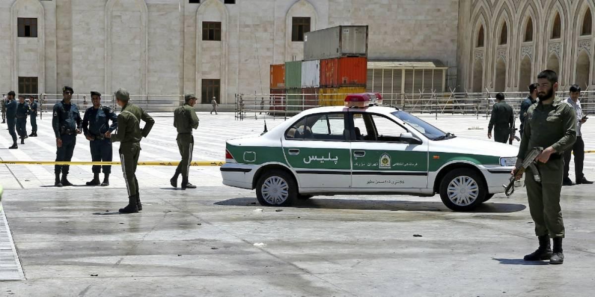 Policía de Irán mata a autor intelectual de los atentados en Teherán