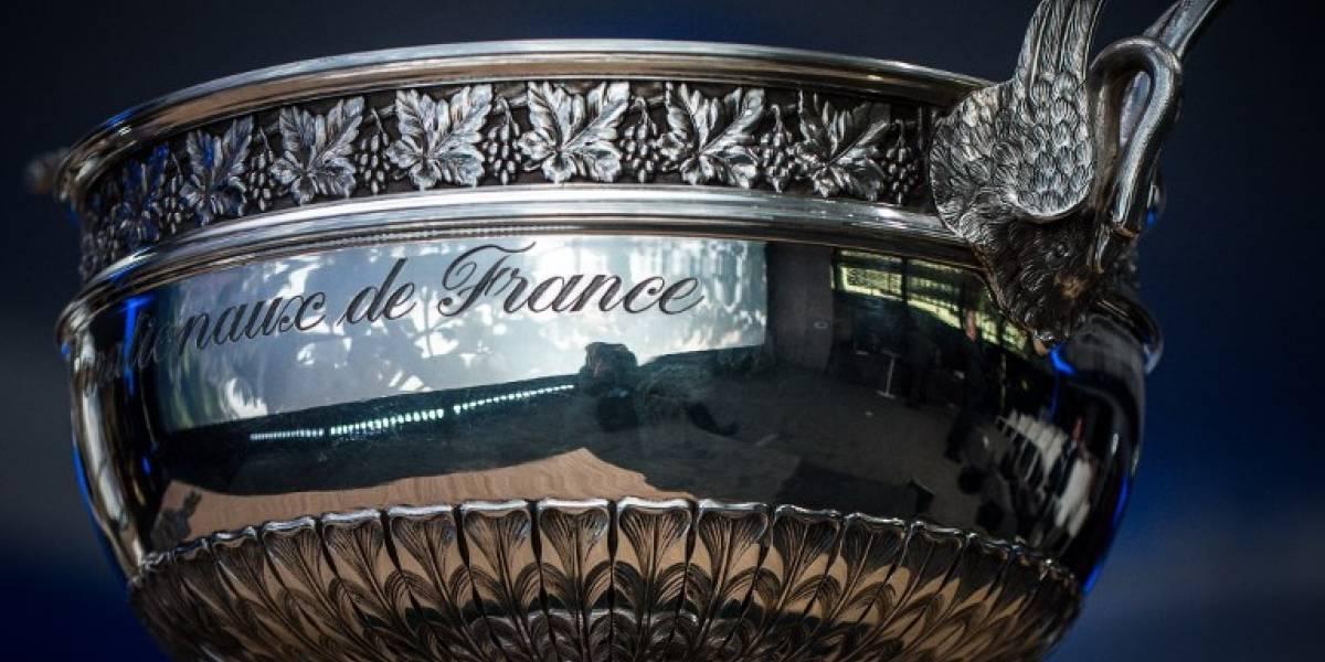 Todos los campeones en la historia de Roland Garros