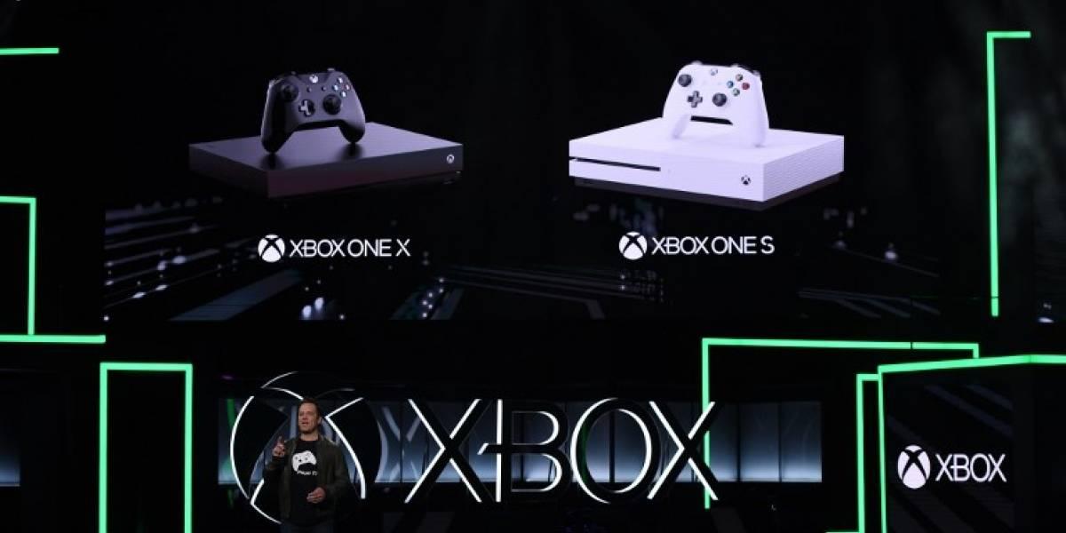 """E3 2017: Microsoft presentó Xbox One X, """"la consola más potente de la historia"""""""