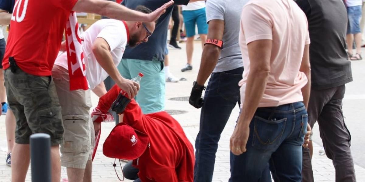 """La Copa Confederaciones, un ensayo para combatir a los """"salvajes hooligans rusos"""""""