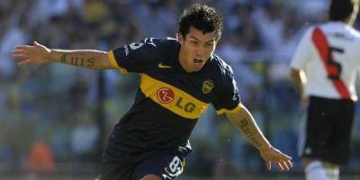 Boca está interesado en el chileno Gary Medel