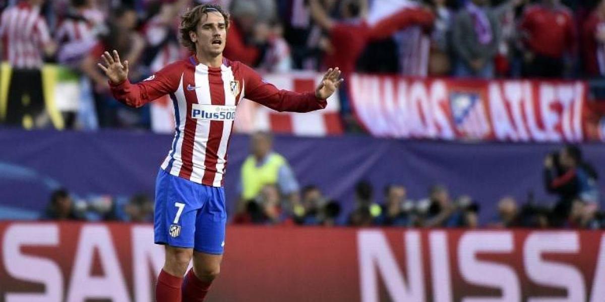 Antoine Griezmann no se mueve de Madrid: renovó contrato con el Atlético hasta 2022