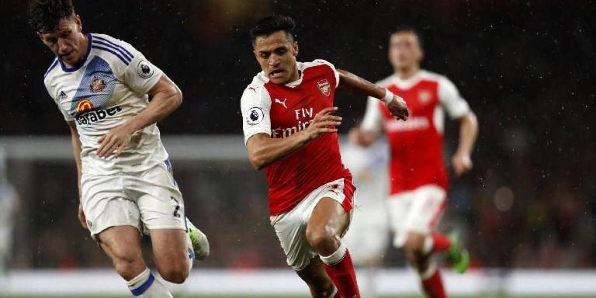 ¿97 millones de euros por Alexis? Estudio lo destaca entre los 20 jugadores más valiosos