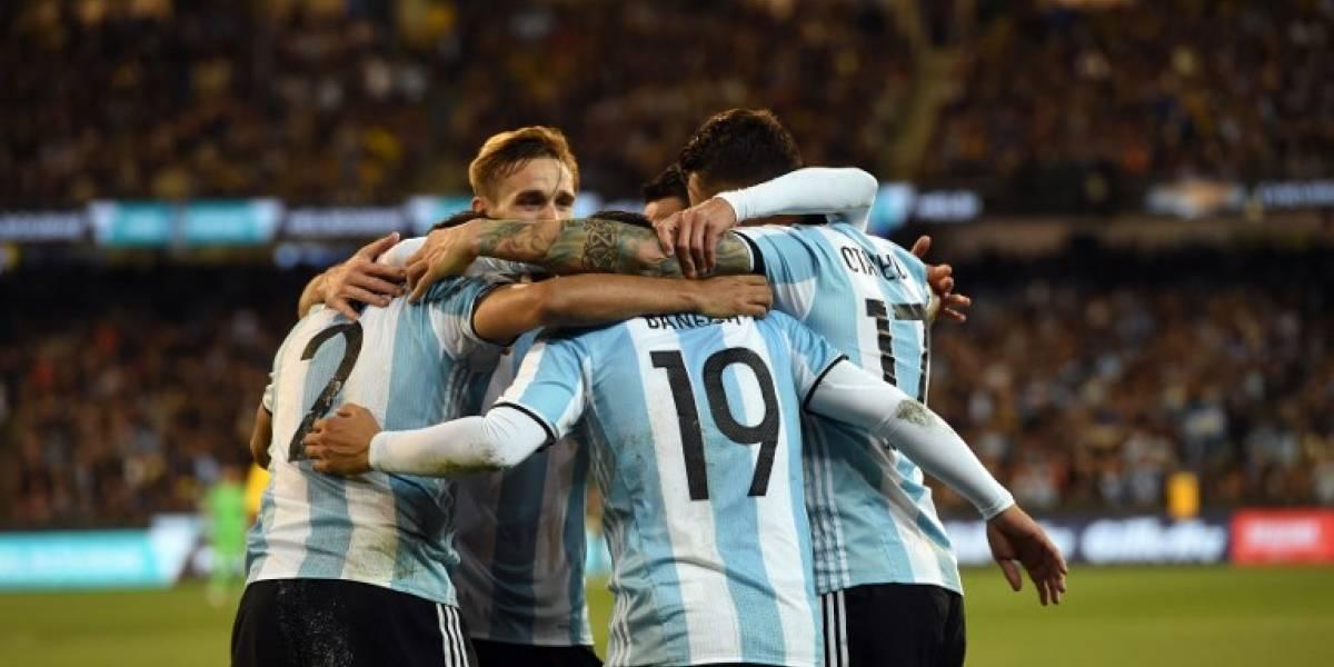 Minuto a minuto: Argentina de Sampaoli prepara fórmula ante la débil Singapur