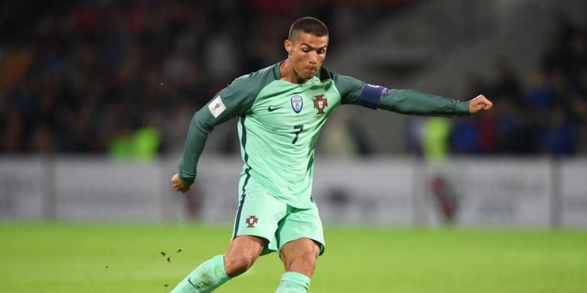 Los exclusivos zapatos de Cristiano Ronaldo para la Copa Confederaciones