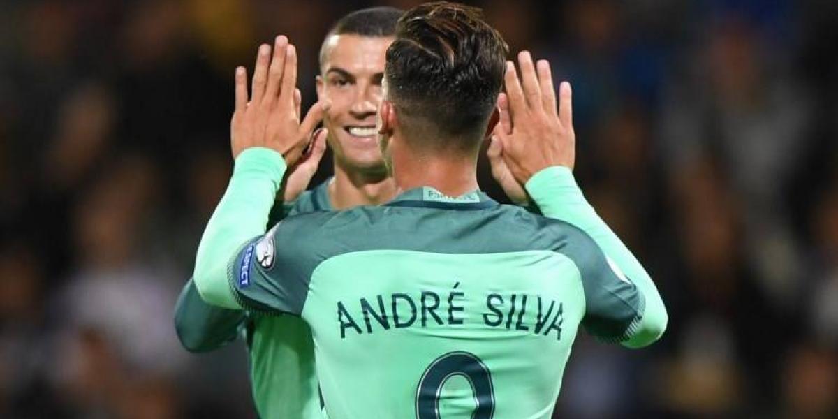 """El """"nuevo CR7"""" portugués: """"Calma, tengo que trabajar para compararme con Cristiano"""""""