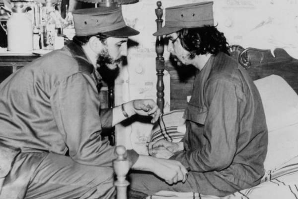 Fidel y el Che