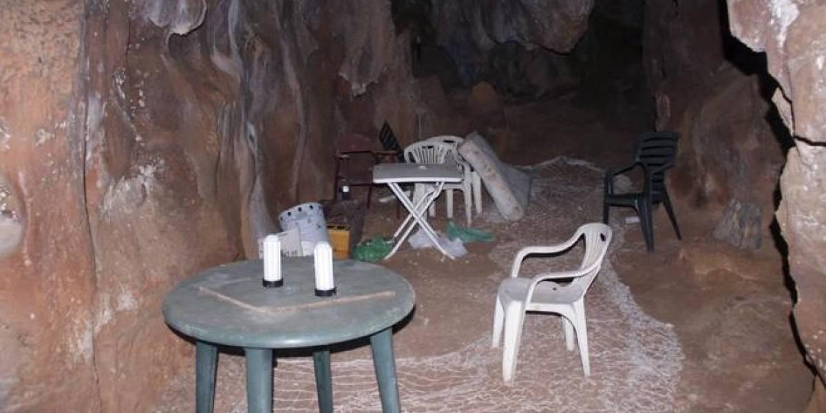 España: Destruyen pinturas rupestres por hacer una fiesta en una cueva