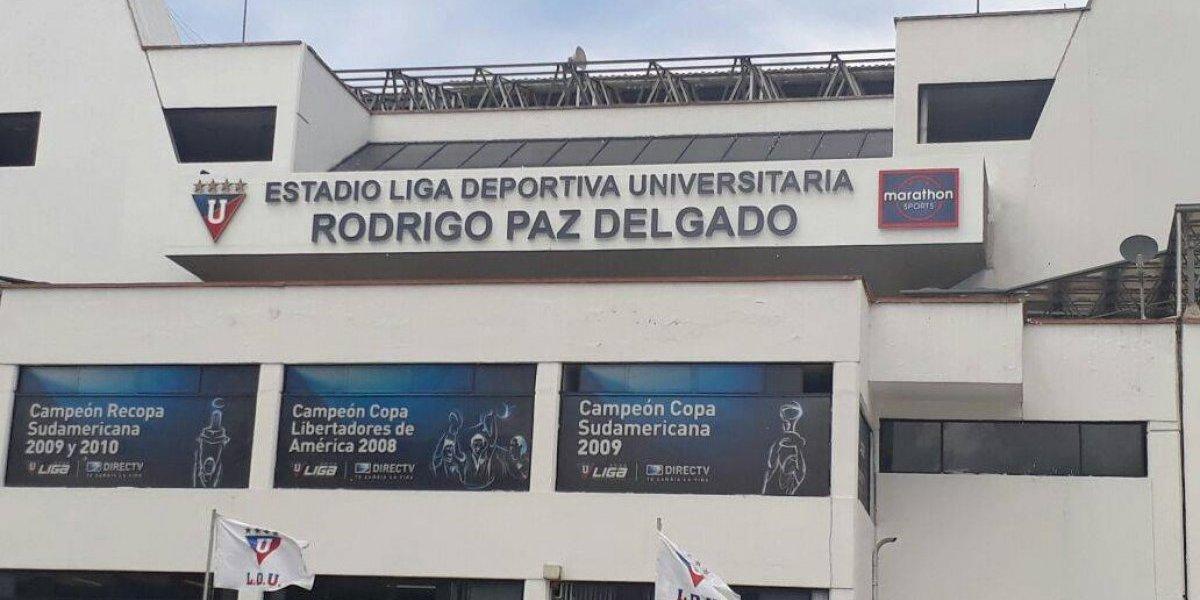 Liga de Quito: Estadio Rodrigo Paz cumple 22 años de su inauguración
