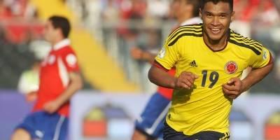 En Colombia aseguran que Teo Gutiérrez retornará al fútbol cafetero