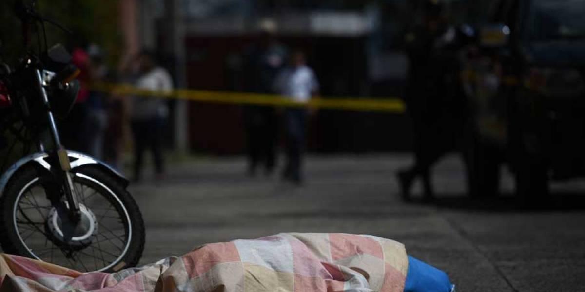 Asesinan a estudiante en Villa Nueva
