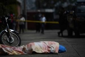 Estudiante asesinada en Villa Nueva