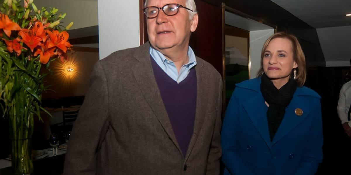 """Jorge Burgos asume como nuevo jefe de campaña de Goic: """"Esta candidatura no se baja"""""""