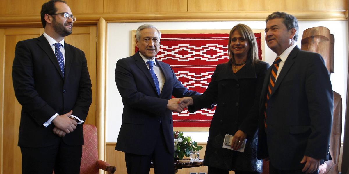 """Timonel UDI viajará a México por extradición de """"comandante Emilio"""""""