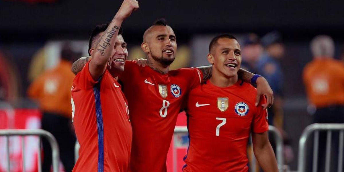 ¿Quiénes son las figuras de cada selección en la Confederaciones según la FIFA?
