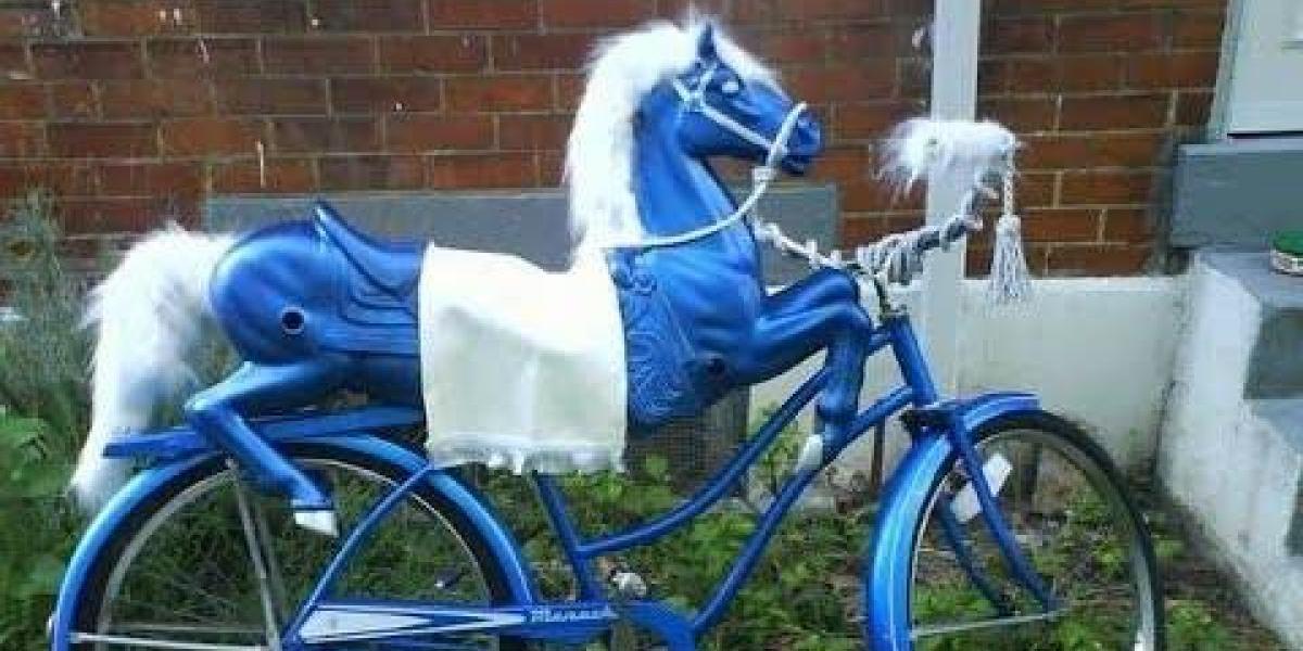 En el cumpleaños 200 de la bicicleta: los modelos más extraños y los datos más bizarros del popular medio de transporte