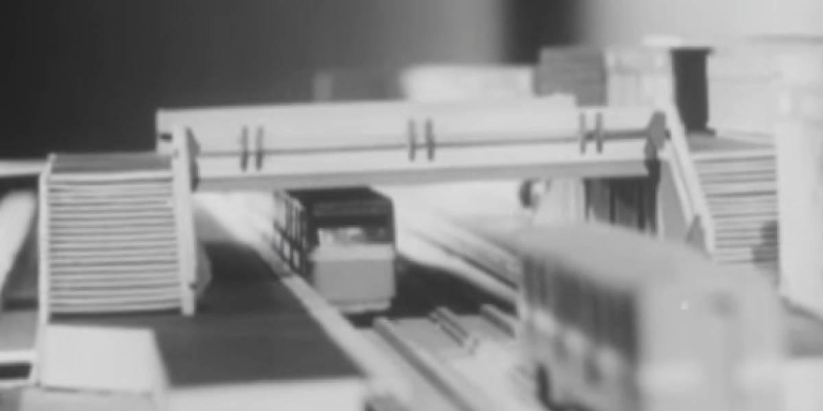 """""""Una solución rápida y masiva para el transporte"""": Así es el video que presentaba a los santiaguinos el Metro hace 48 años"""