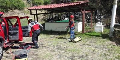 Joven de 25 años muere en accidente cuando hacía puenting — Ecuador