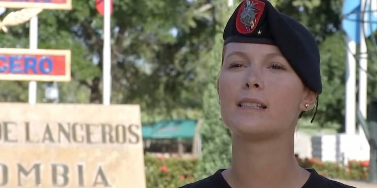 Las palabras de la teniente Rojas que hicieron llorar a Ángela Vergara